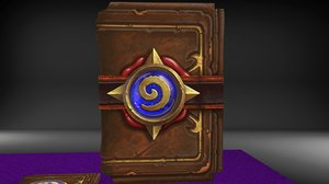 heartstone pack 3D