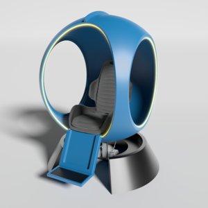 3D futurift vr platform
