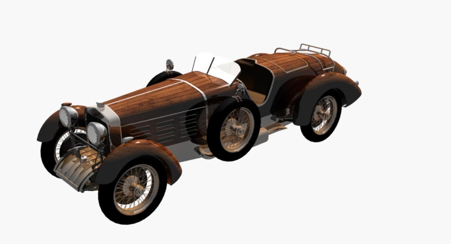 hispano-suiza 1924 model