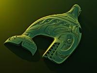 3D haida gwaii