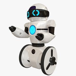 toy doll 3D model
