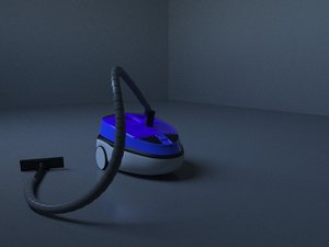 vacuum cleaner model