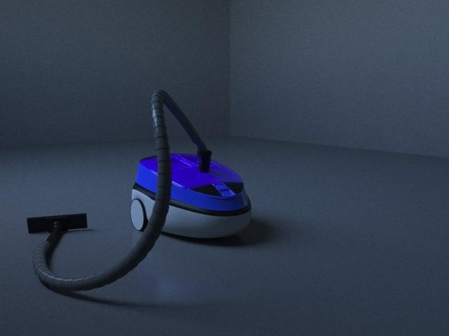 vacuum cleaner model