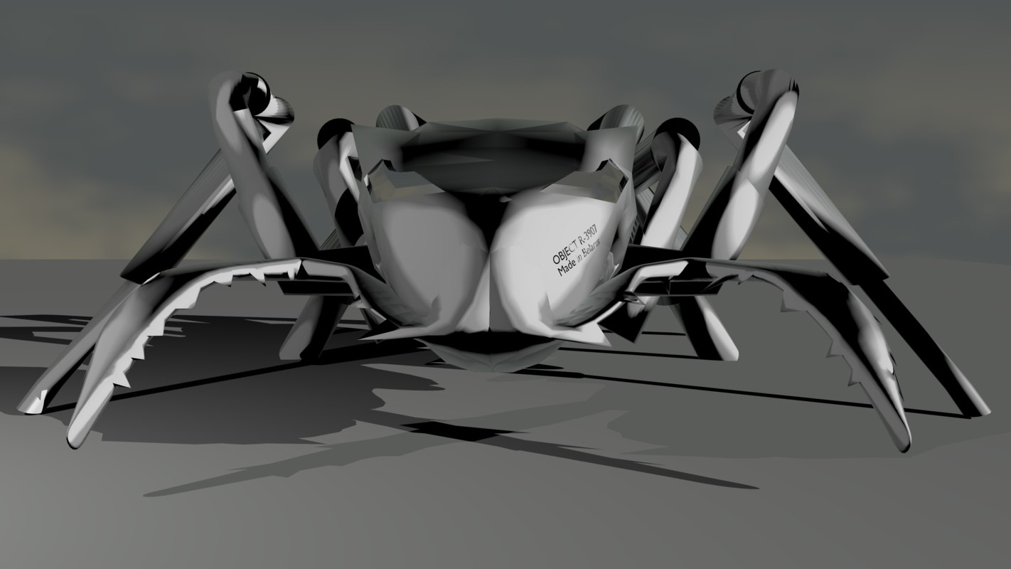 3D insect robot 3