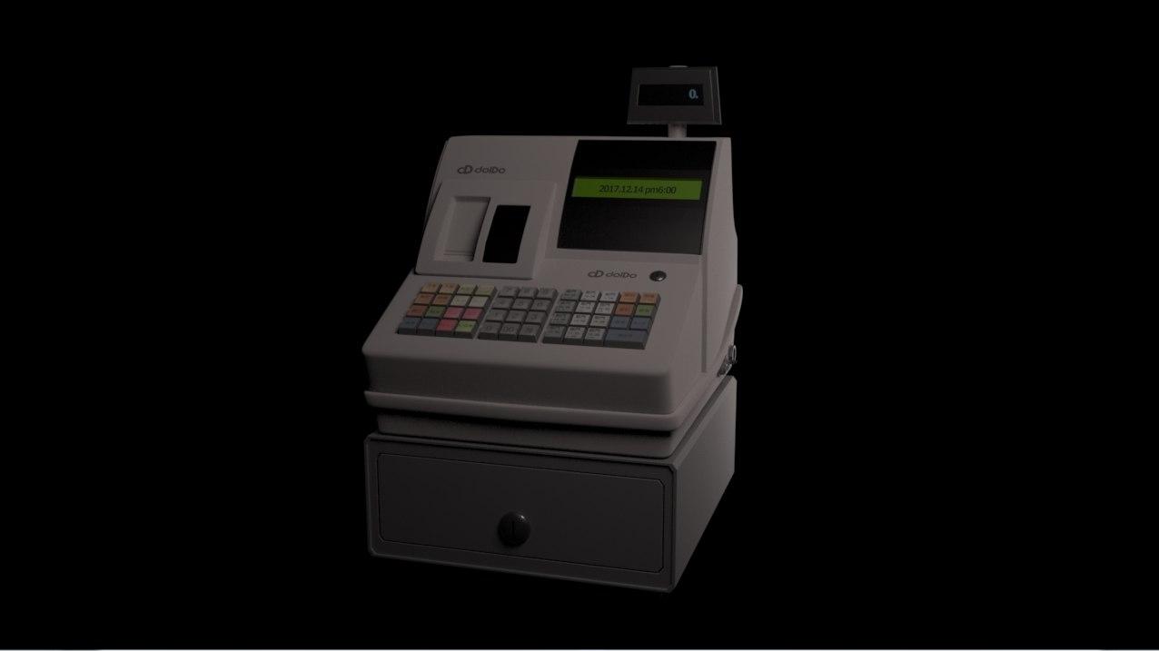 3D model casher