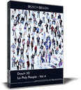 Dosch 3D - LoPoly People Vol 4