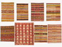 Vintage turkish kilim rugs vol 20