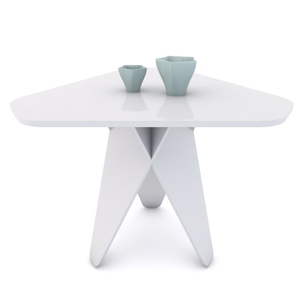 3D wedge table