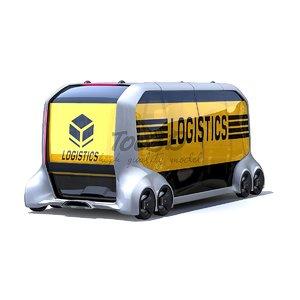 3D future logistics