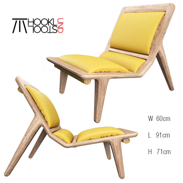3D hookl und stool