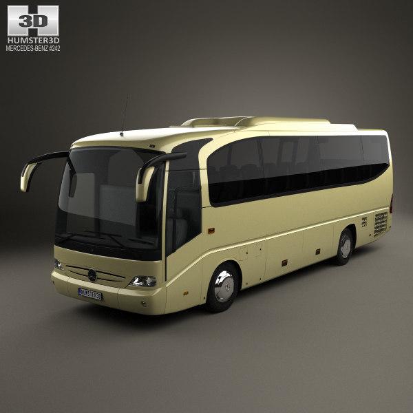 mercedes-benz tourino o510 model