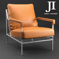 Jonas Ihreborn Seventy five armchair