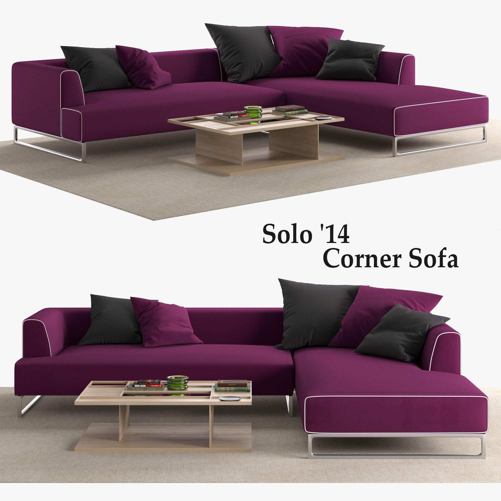 Awe Inspiring Solo 14 Corner Sofa Ibusinesslaw Wood Chair Design Ideas Ibusinesslaworg
