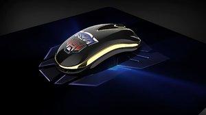 3D transformers mouse