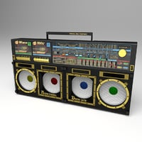 Boombox (Personal Disco Component)