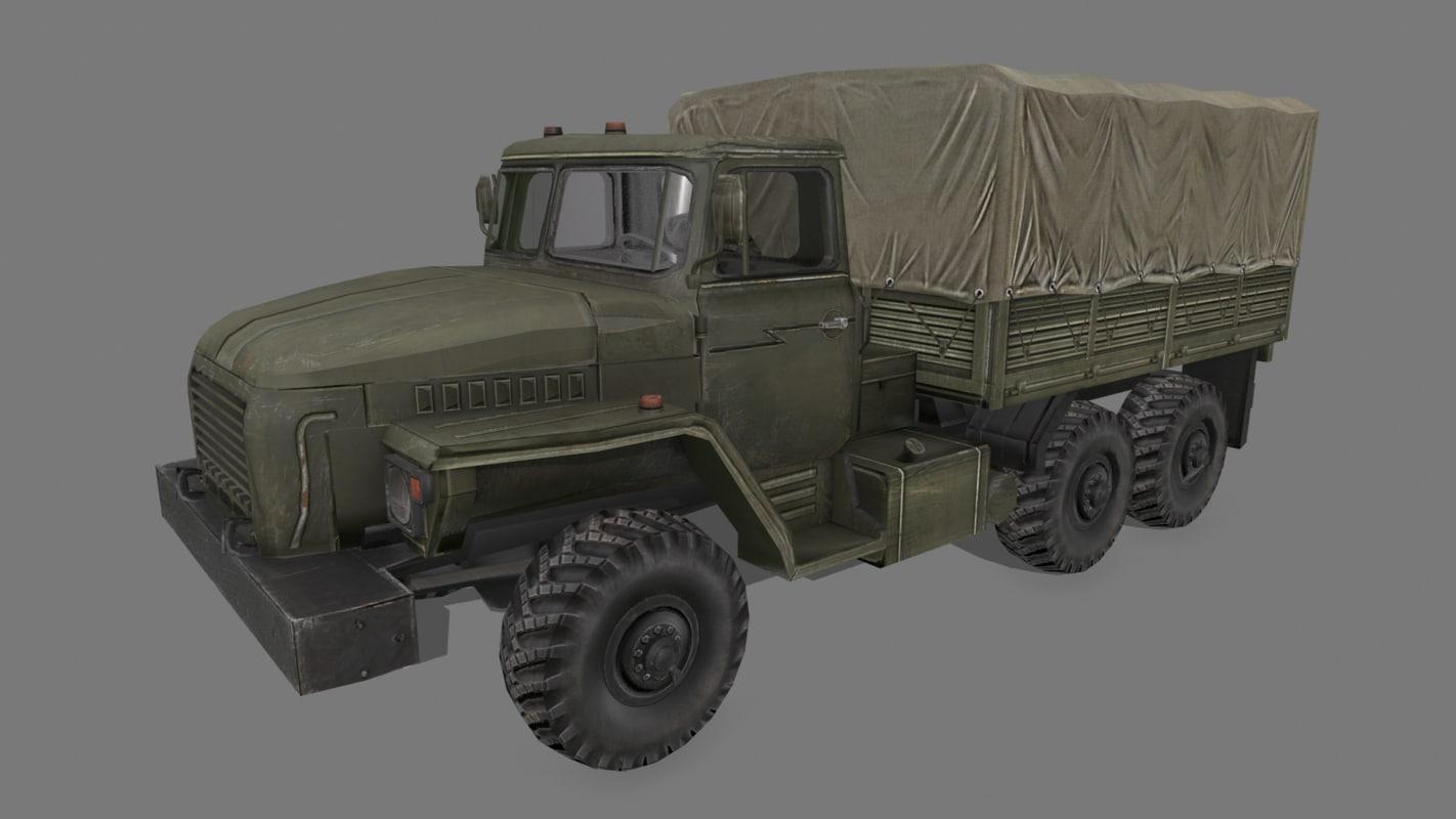 russia russian 3D