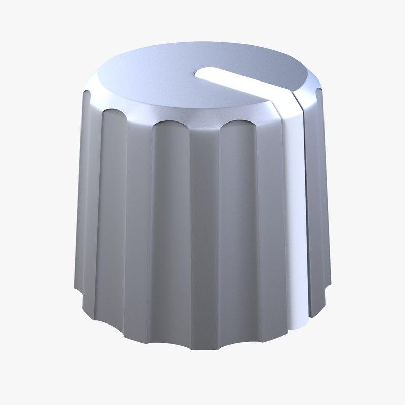 3D knob button v5