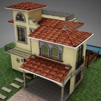 BigLatin Hacienda Modern Villa