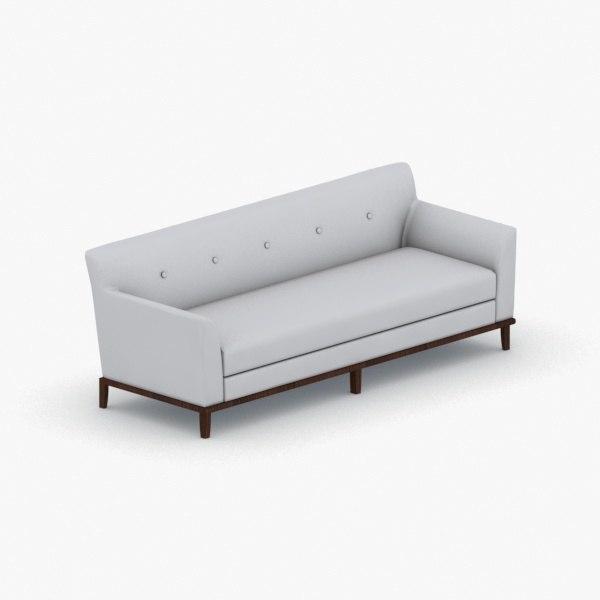 interior - sofa 3D