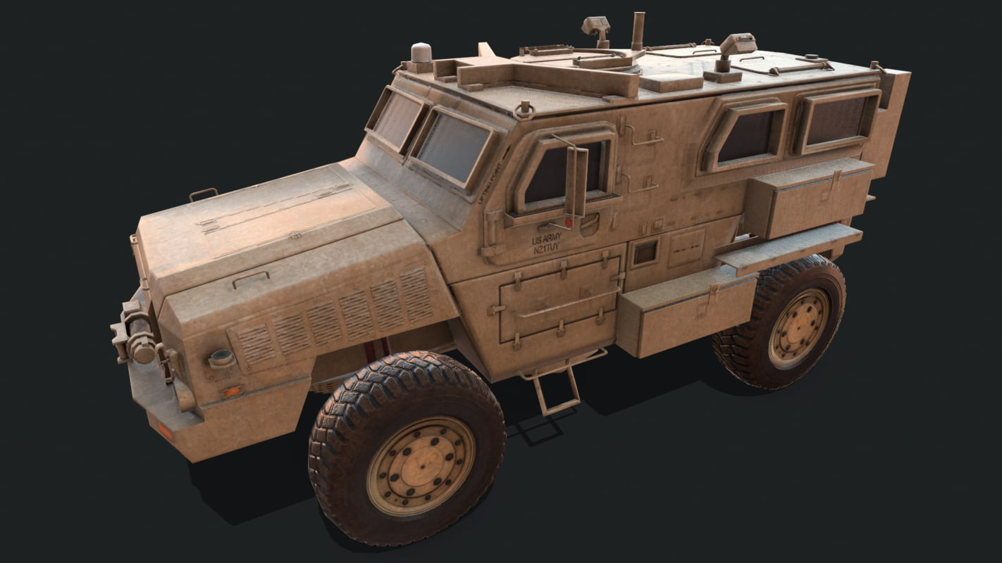 military vehicles model
