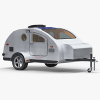 teardrop trailer vistabule model