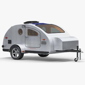 teardrop trailer vistabule model
