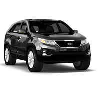 3D model kia sorrento 2014