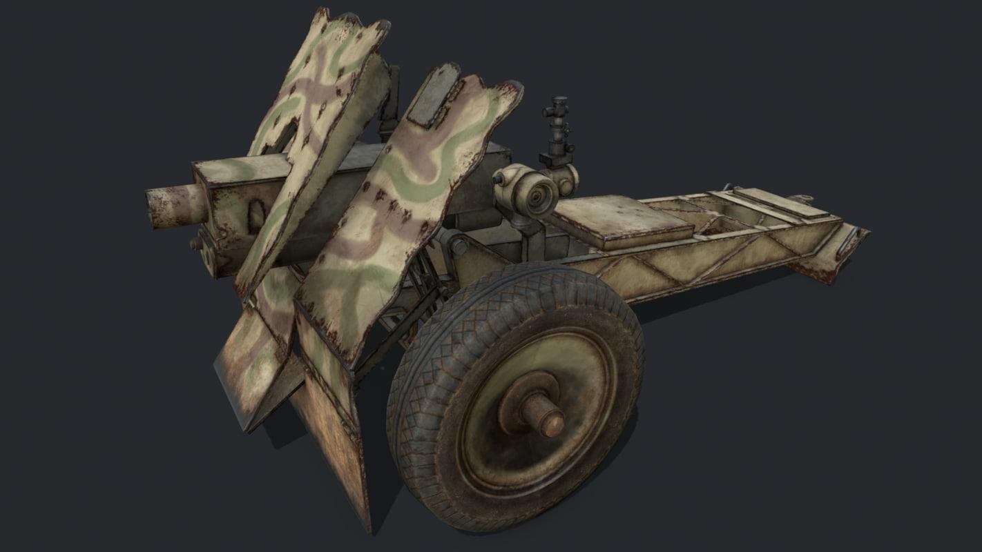 3D leichtes 18 model