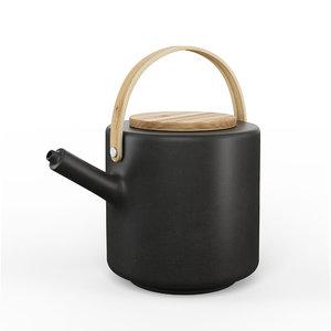 teapot contains 3D model