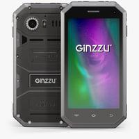 ginzzu rs81d 3D model