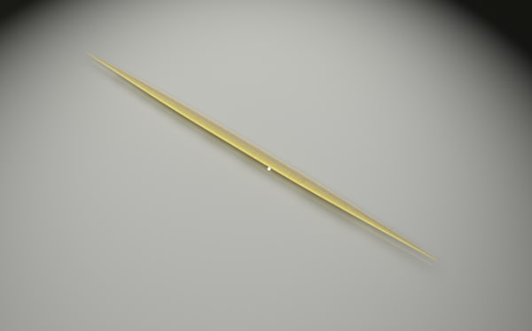 3D toothpick