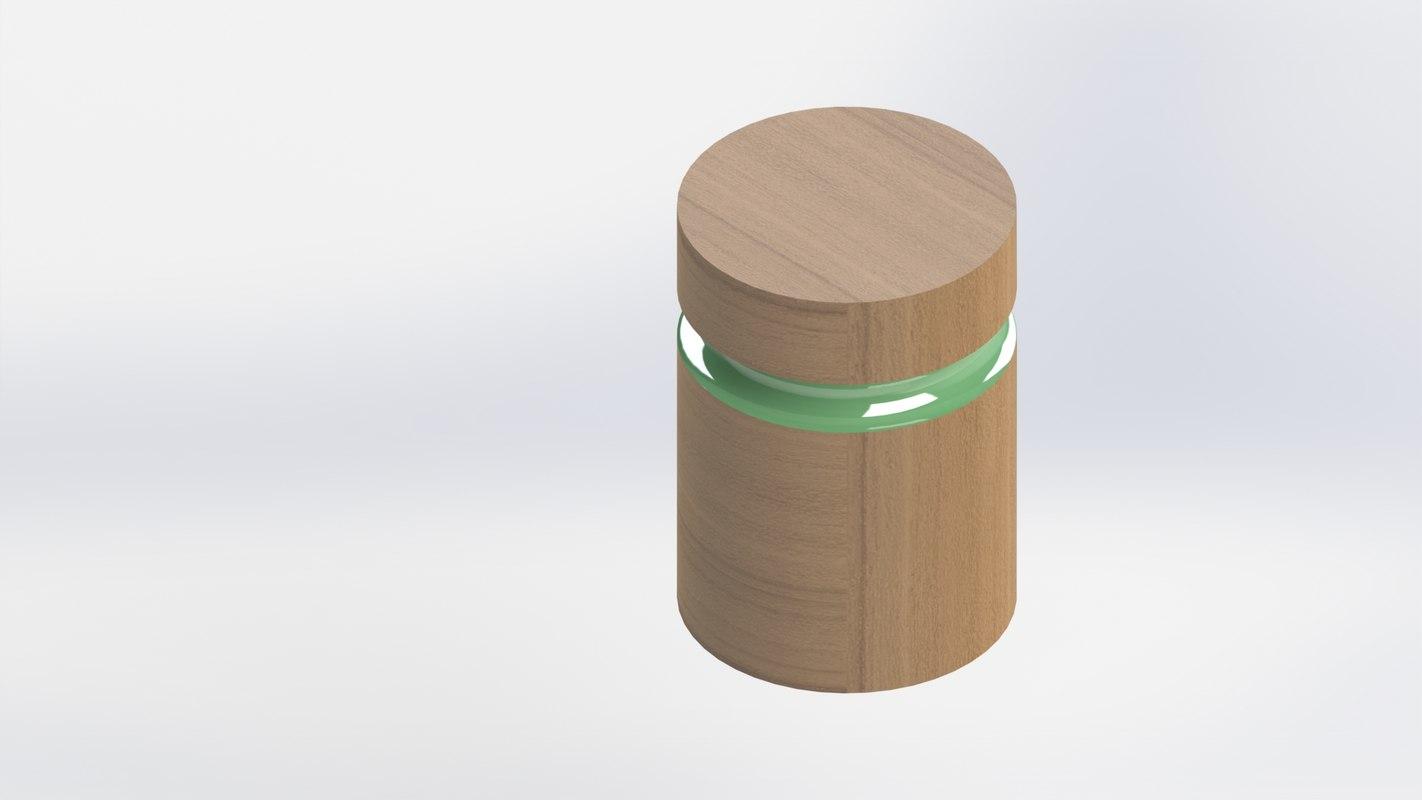 3D model solidworks decor kitchen
