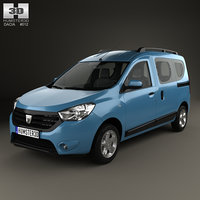 dacia dokker 2012 model