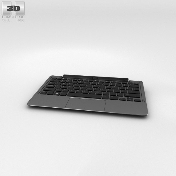 dell mobile keyboard 3D