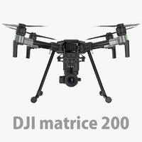 DJI Matrice 200 Drone