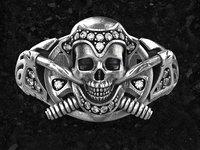 Skull-ring 2