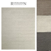 3D restoration rugs felt ciato model