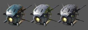 drone spy model