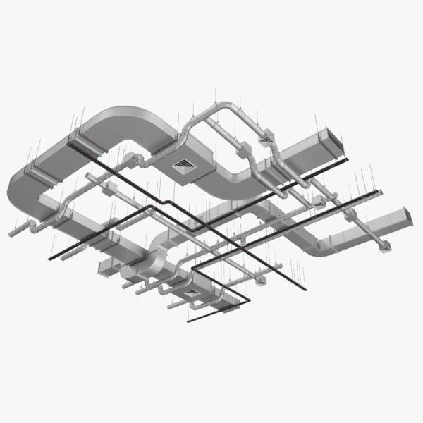 3D set air