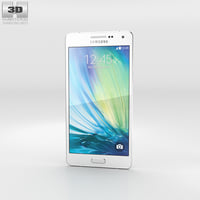 3D samsung a5 galaxy model