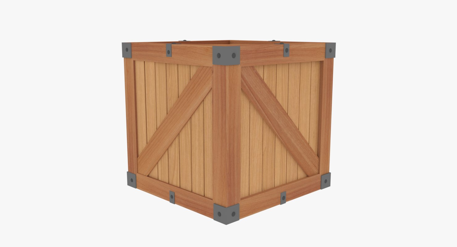 contain crate 3D