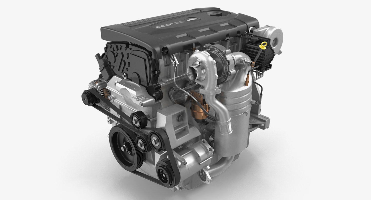 turbo diesel engine chevrolet model