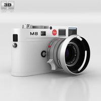 3D leica m8 m model