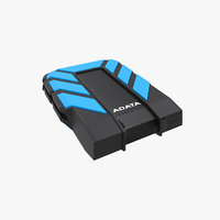 External Harddisk AData HD710M Blue