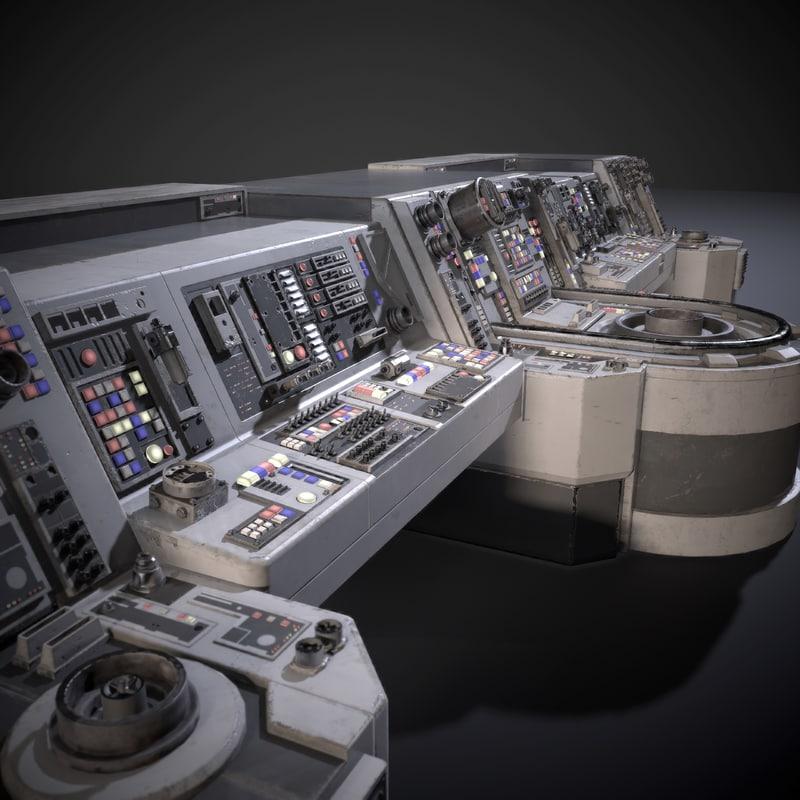 3D computer kit model