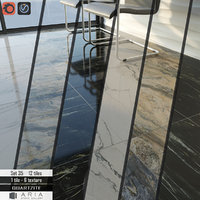 tiling aria stone gallery 3D model