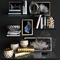 decor set 3D