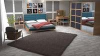 naturel bedroom