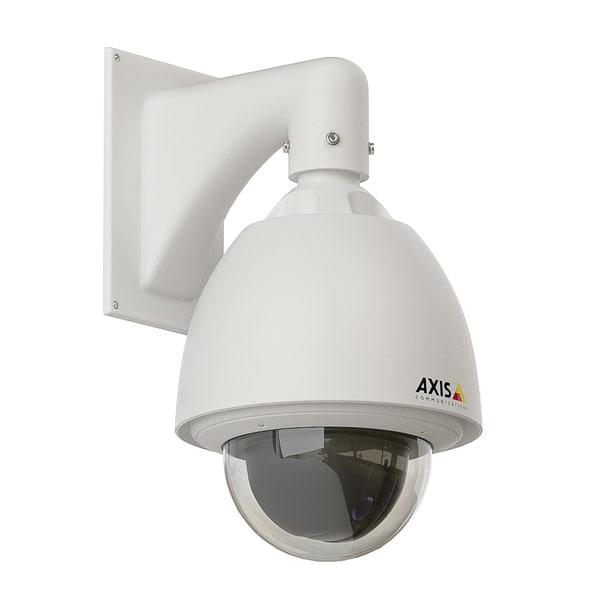 outdoor dome camera 3D model