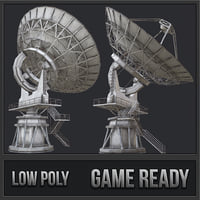 Large Array Radio Telescope PBR
